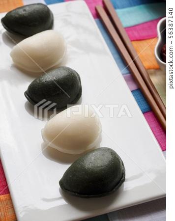 한국의 전통음식 한과, 송편, 모듬한과, 대추, 깨강정, 약과 56387140