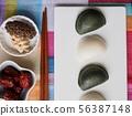 한국의 전통음식 한과, 송편, 모듬한과, 대추, 깨강정, 약과 56387148