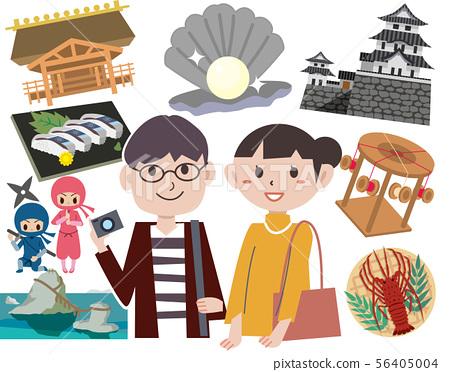 三重縣的觀光旅遊 56405004