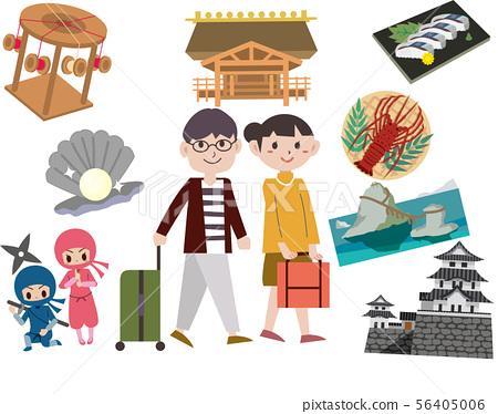 三重縣的觀光旅遊 56405006