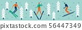 resort winter poster 56447349