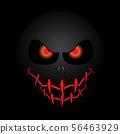 Halloween Mask Background 56463929