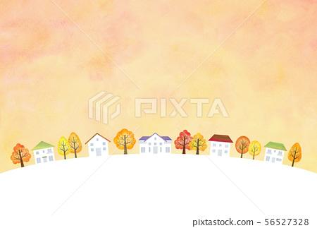秋天的天空 56527328