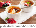 Hazelnut-coffee creme brulee 56536822