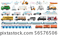 Transportable vehicle set. 56576506