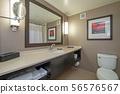 American hotel, bathroom 56576567