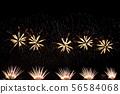 2019 Utsunomiya Fireworks Festival (Utsunomiya City, Tochigi Prefecture) Kinugawa Dojo-juku Ryokuchi 56584068