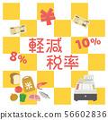 降低税率海报 56602836