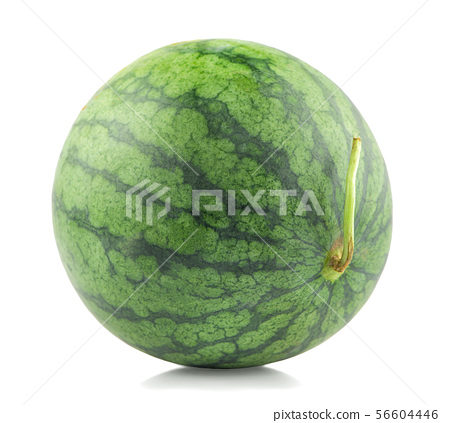 watermelon isolated on white background 56604446