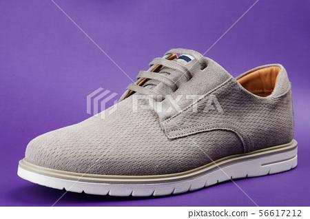 One gray modern man shoe 56617212