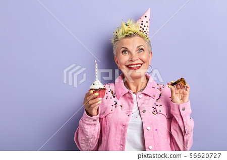 family has prepared unusual holiday, birthday for their favourite granny 56620727