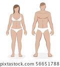 Underwear White Body Linen Lingerie Couple Woman M 56651788
