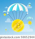A lot of bitcoins descends  56652944