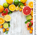 citrus fresh fruits 56653972