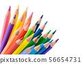 Color pencils 56654731