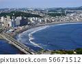 8 월 후지사와 29 카타 히가시 하마 해수욕장 · 에노시마 56671512