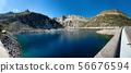 view of barrage de Cap de Long, French Pyrenees 56676594