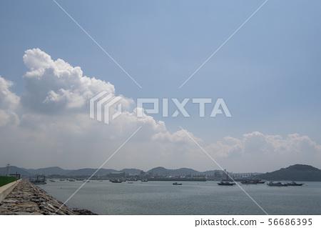 전곡항,화성(한국),경기도 56686395