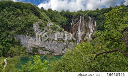 크로아티아 폴리트비체호수국립공원 56686546