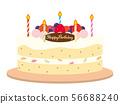 生日蛋糕 56688240