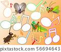 곤충의 콘서트 56694643