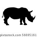 rhino icon 56695161