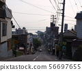 Otaru, Funami slope, steep slope, slope town 56697655