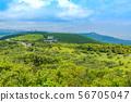 시즈오카 현 이즈 스카이 라인 玄岳에서의 전망 56705047