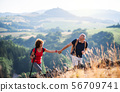 people, couple, traveller 56709741