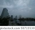 The landscape of Yokohama Minato Mirai 56715530