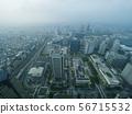 The landscape of Yokohama Minato Mirai 56715532