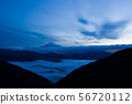 從靜岡市的吉原看到的意外富士山 56720112