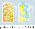 레몬 사워와 하이볼 56724158
