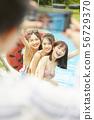 女性女性旅程度假村 56729370