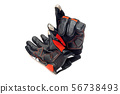 Touch Screen Motorcycle Gloves, Biker Protection 56738493