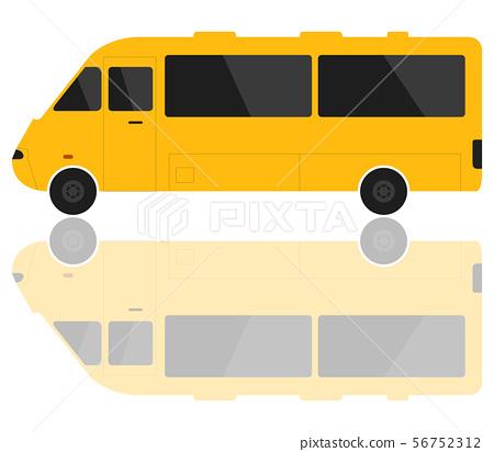 school bus icon 56752312