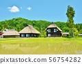 Oginoshima in early summer village of Kayaki village 56754282