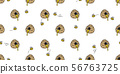 honey bee seamless pattern vector bear polar jam 56763725