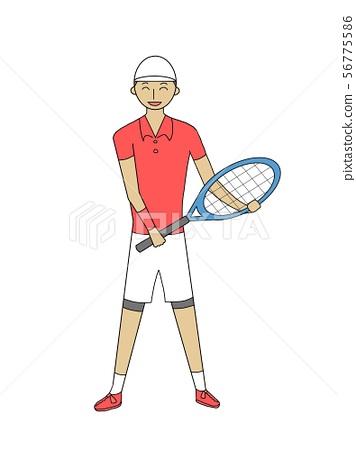 테니스 남자 56775586