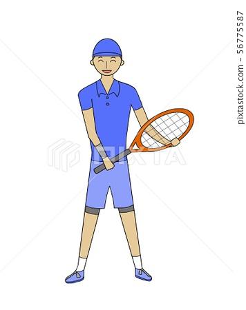 Tennis men 56775587