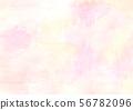 수채화 분홍색 56782096