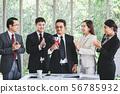 Winner business team 56785932