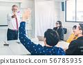 Business training class 56785935