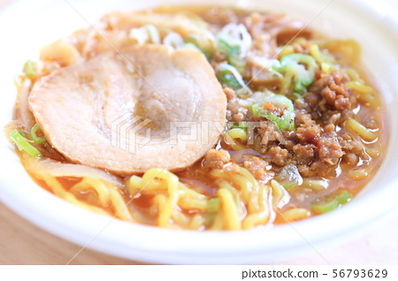 Delicious cup noodles 56793629
