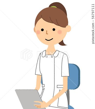 Nurse interview 56797111
