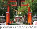 Higashi Torii Ikushima Ashida Shrine (Ueda City) 56799230