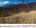乾徳山 · 扇平의 초원과 남 알프스 산맥 56809736