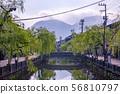 Kinosaki hot spring in summer 56810797