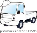工作車(迷你卡車) 56811595
