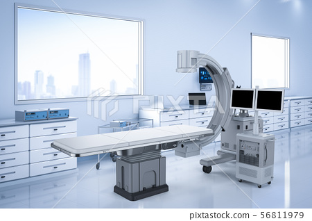 C-Arm scan machine 56811979